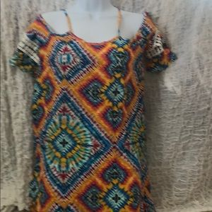 jessica Simpson coverup. See listing for bikini